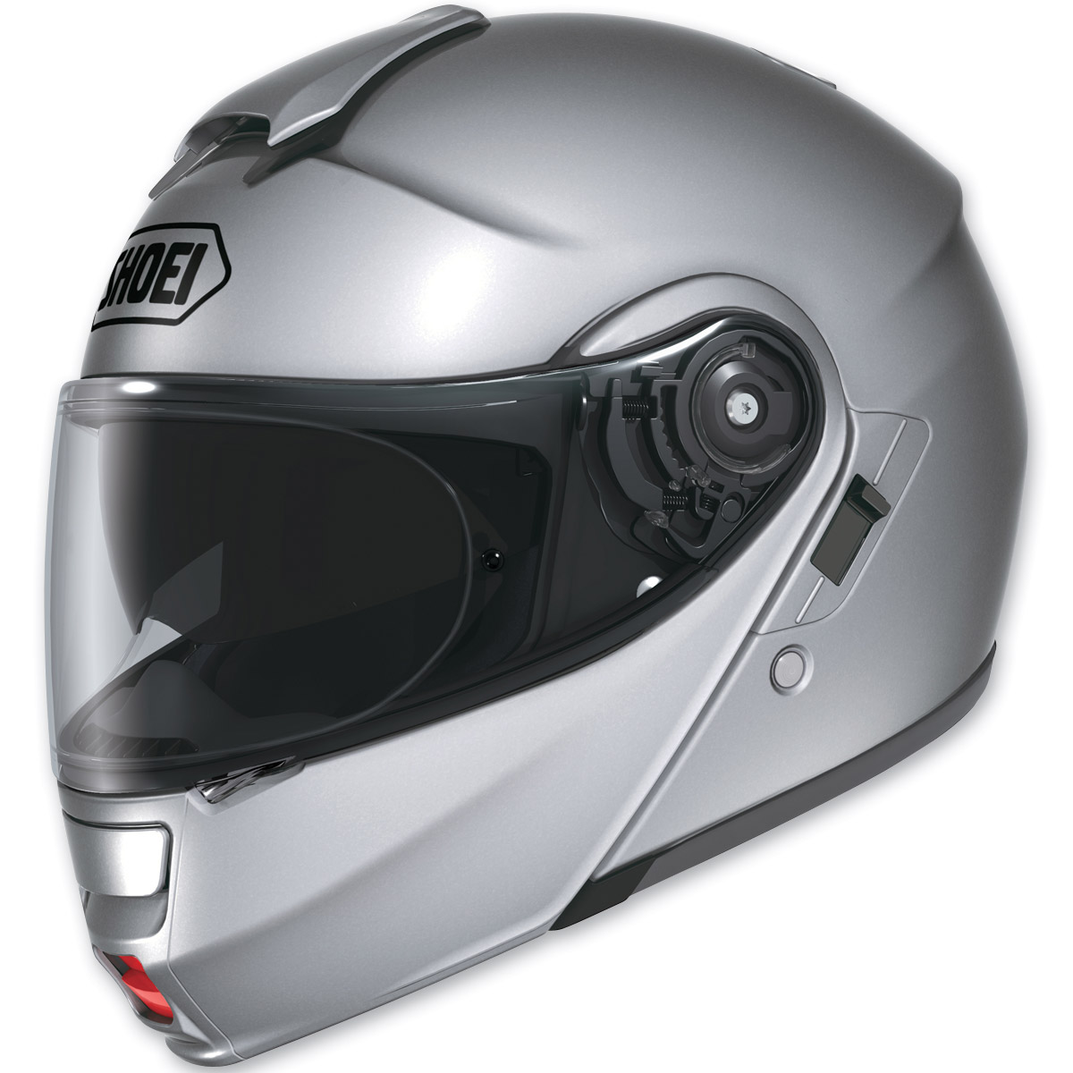 Shoei Neotec Light Silver Modular Helmet