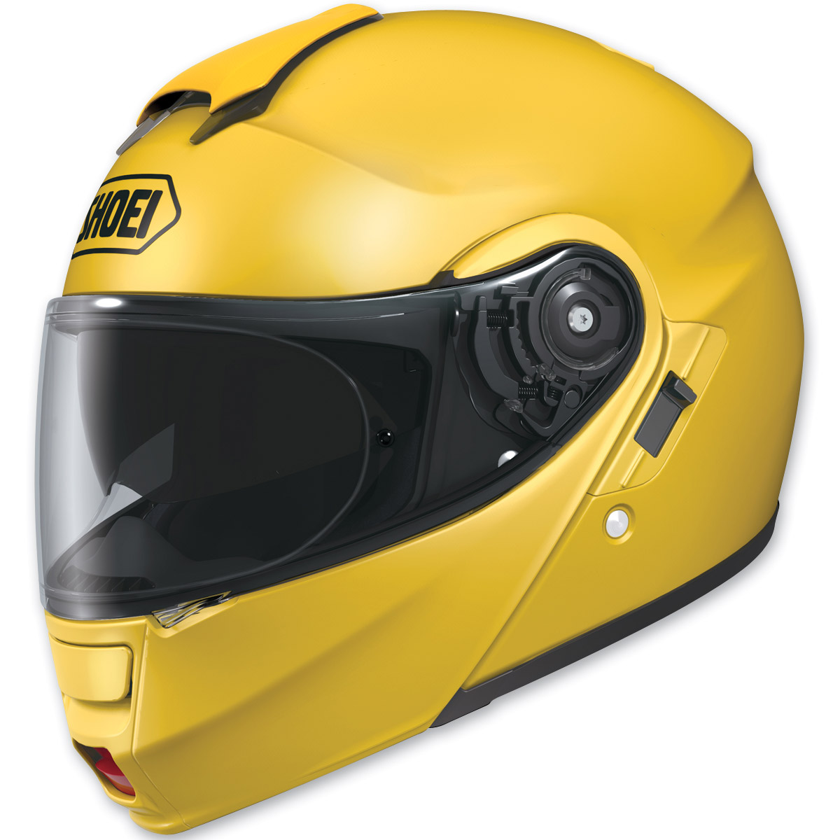 Shoei Neotec Brilliant Yellow Modular Helmet