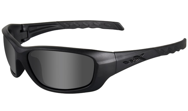 Wiley X Gravity Sunglasses with Smoke Gray Lens