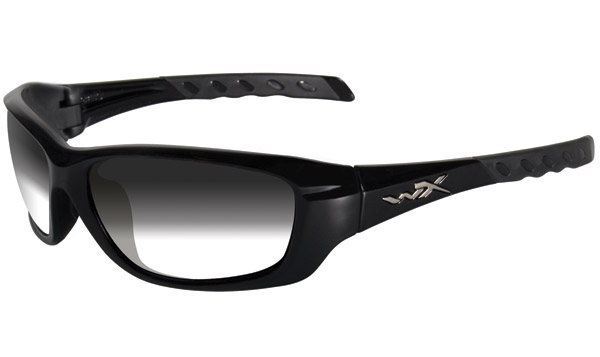 Wiley X Gravity Gloss Black Frame Sunglasses