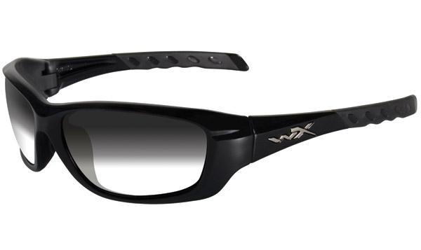 Wiley X Gravity Sunglasses with Polarized Smoke Lens