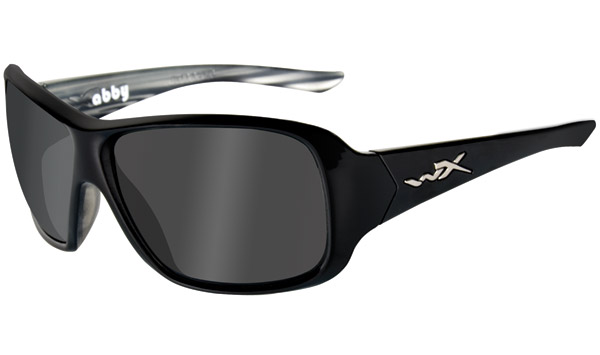 Wiley X Abby Black Marble Frame Sunglasses