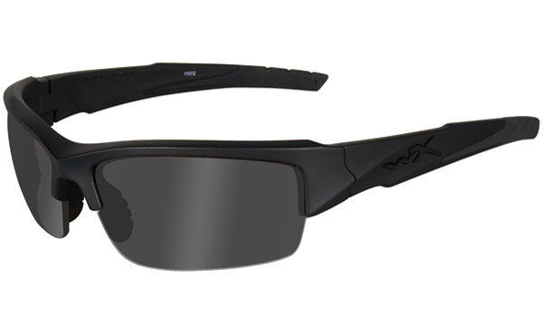 Wiley X Valor Matte Black Frame Changeable Sunglasses