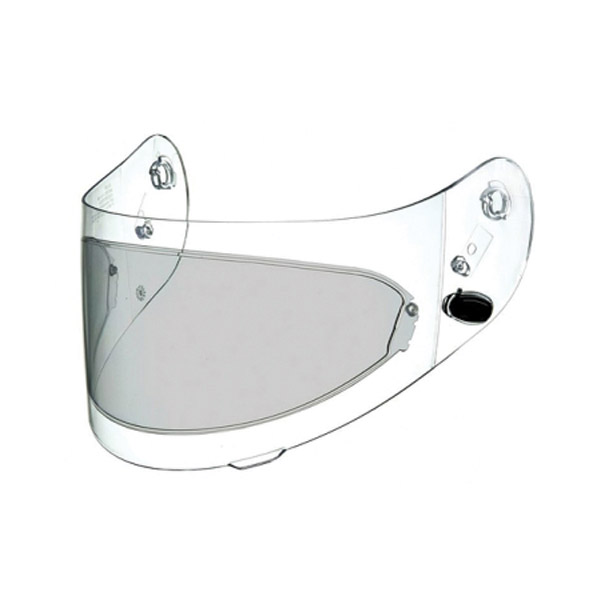 Arai Pinlock Insert Light Smoke Faceshield for Corsair V/Vector-2/RX-Q Helmets