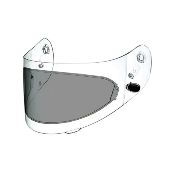 Arai Pinlock Insert Dark Smoke Faceshield for Corsair V/Vector-2/RX-Q Helmets