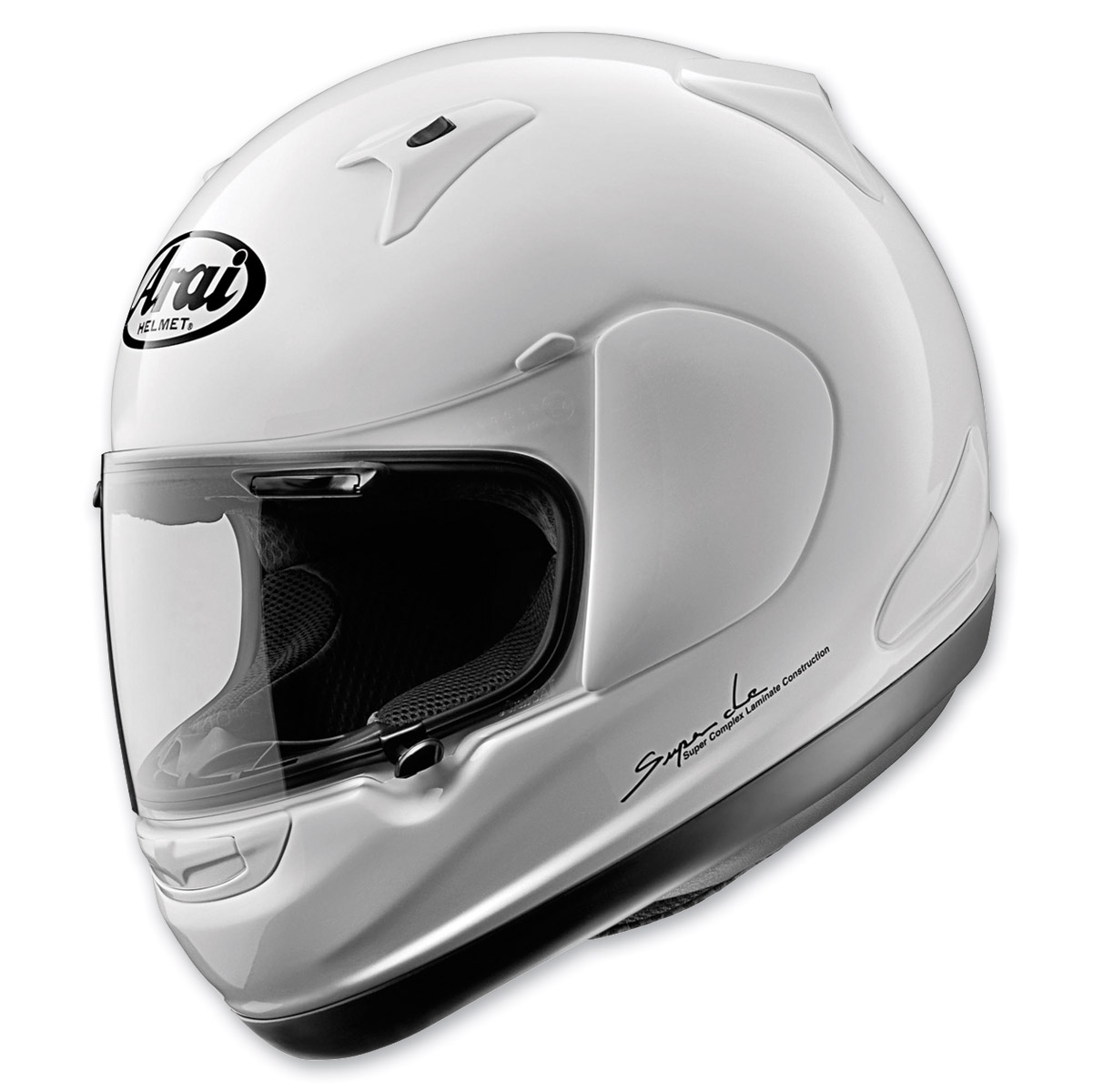 Arai RX-Q White Full Face Helmet