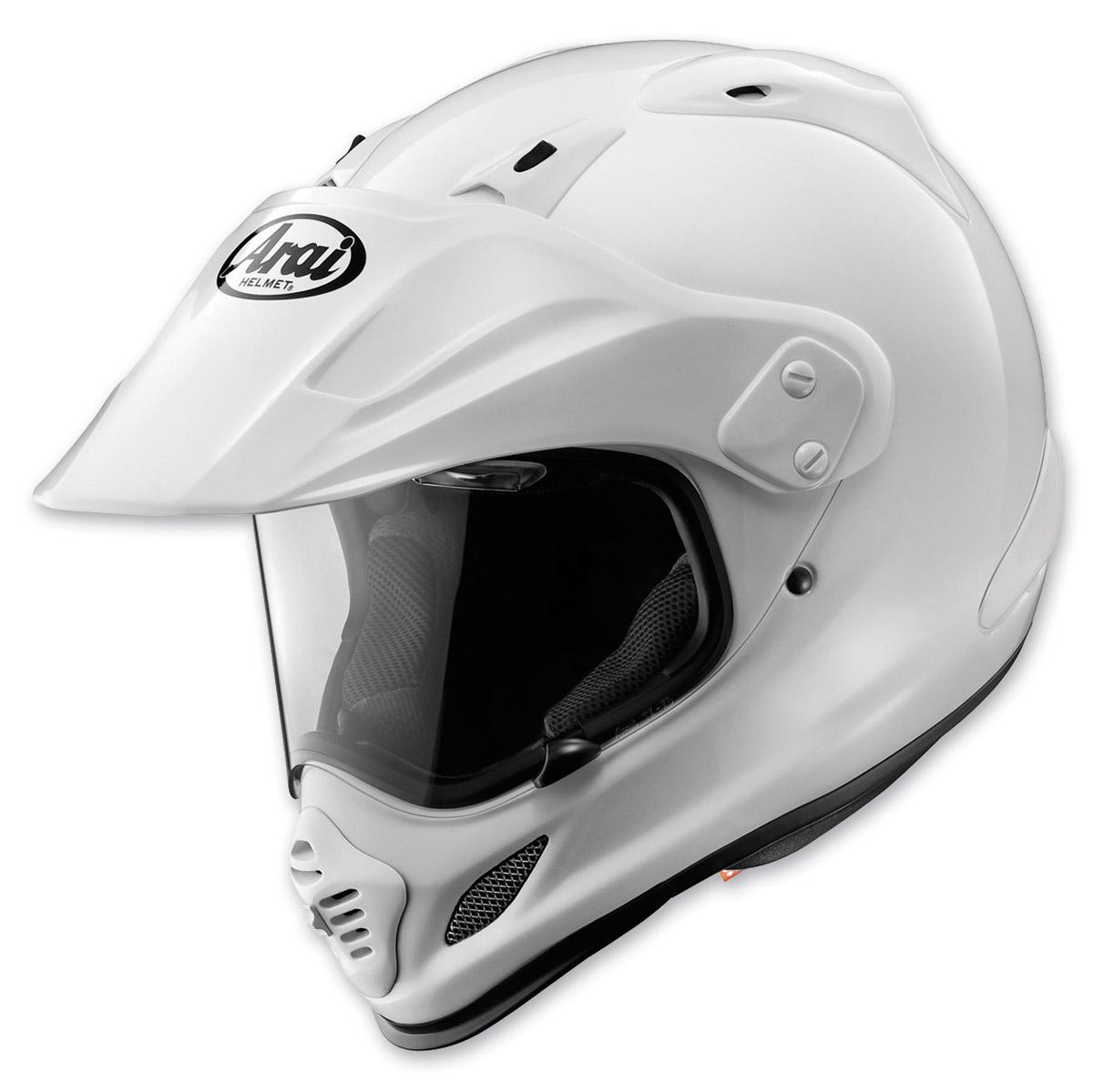 Arai XD4 White Dual Sport Helmet