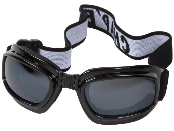 5bd0d07f2d Chap el Rectangular Folding Frame Goggles - G-904