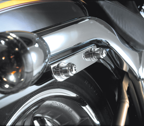 Edge Saddlebag Mounting Kit for Dyna