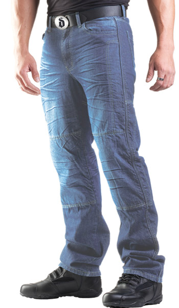 Drayko Drift Indigo Riding Jeans