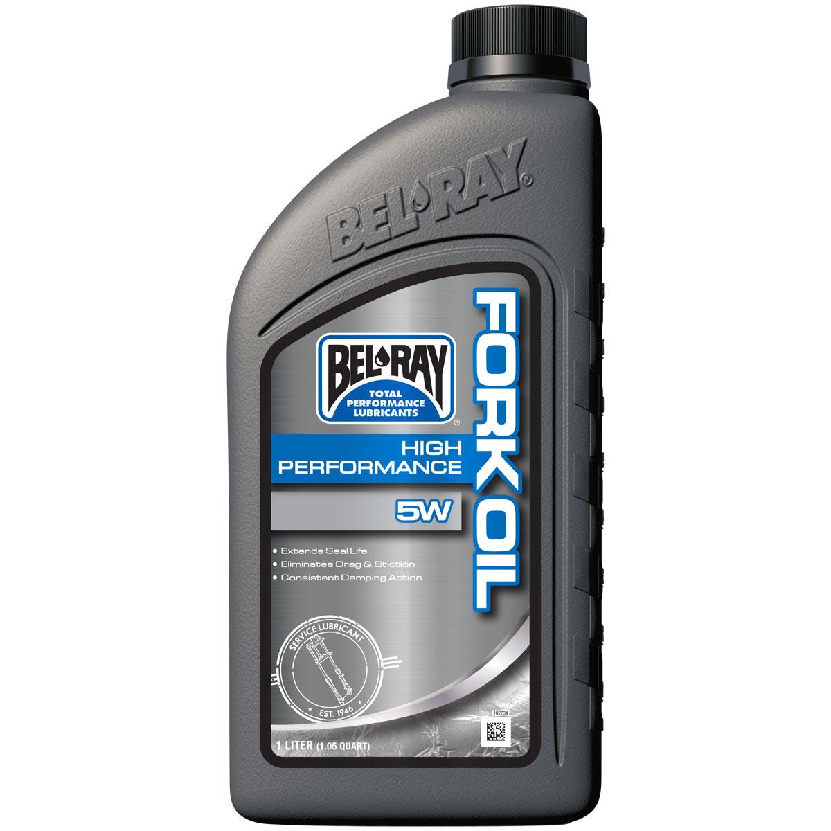 Bel-Ray 5W Fork Oil Liter