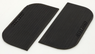 J&P Cycles® Replacement rubber pads for Universal Mini Floorboards