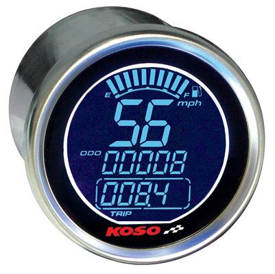 Koso DL Universal Speedometer