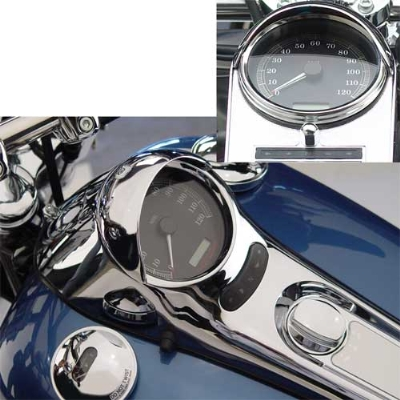 National Cycle Speedometer Glare Stopper