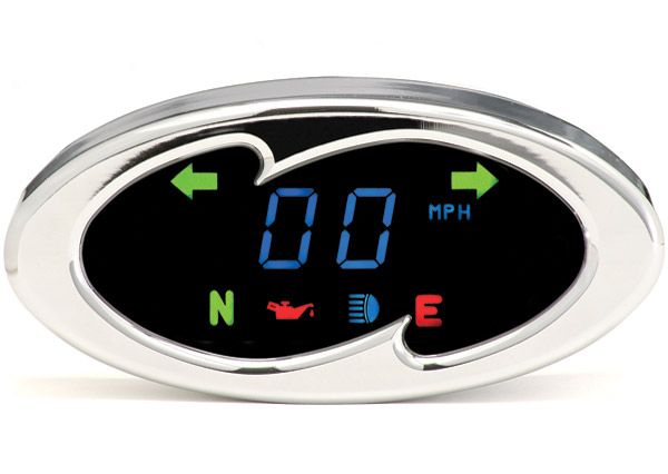 Dakota Digital MCL-5000 Series Speedometer