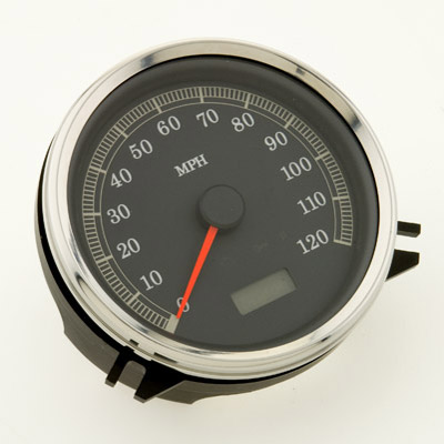 J&P Cycles® Electronic Speedometer for Softail