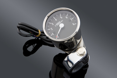 autometer tachometer hook up Autometer 19306 pro-cycle tachometer 2-5/8 in black dial face fluorescent red pointer blue led lighting air core 0-8000 rpm pro 3 stars & up & up 2 stars & up & up.