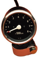 J&P Cycles® Mini Tachometer Kit