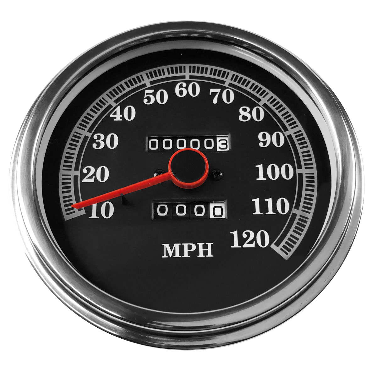 J&P Cycles® Late 1989-95 Face Speedometer