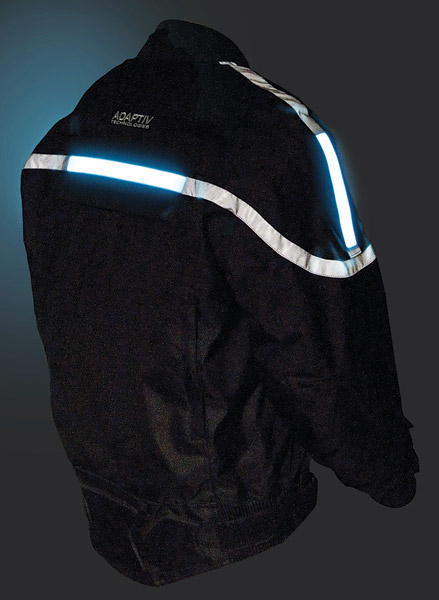 FLY Black Glowrider Jacket