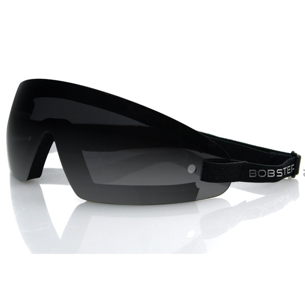 Bobster Wrap Around Goggle Smoked Lens