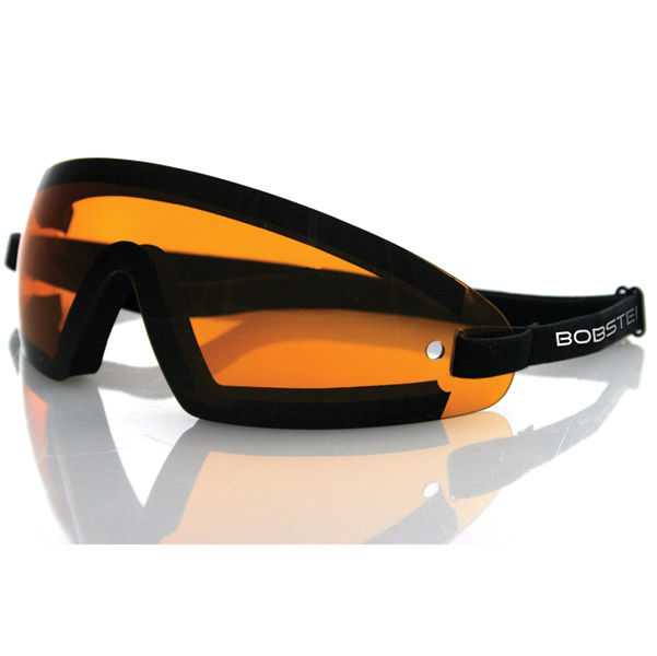 Bobster Wrap Around Goggle Amber Lens