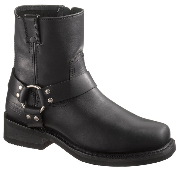Bates Riding Collection Men′s Big Bend Black Riding Boots