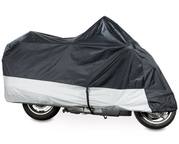 Raider Deluxe Motorcycle Covers for 500-1100cc with Fairing and Bags