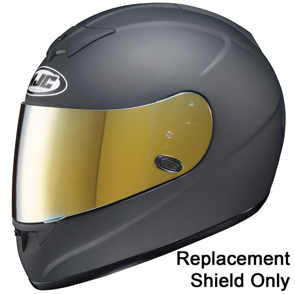 HJC RST Gold Pinlock Replacement Shield
