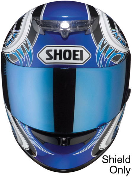 Shoei CW-1 Half-Tone Spectra Shield