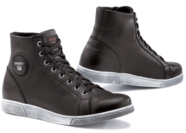 TCX Men′s X-Street Black Waterproof Riding Shoes
