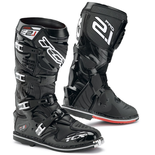 TCX Pro 2.1 Black Riding Boots