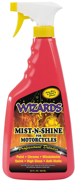 Wizards Mist-N-Shine 22oz