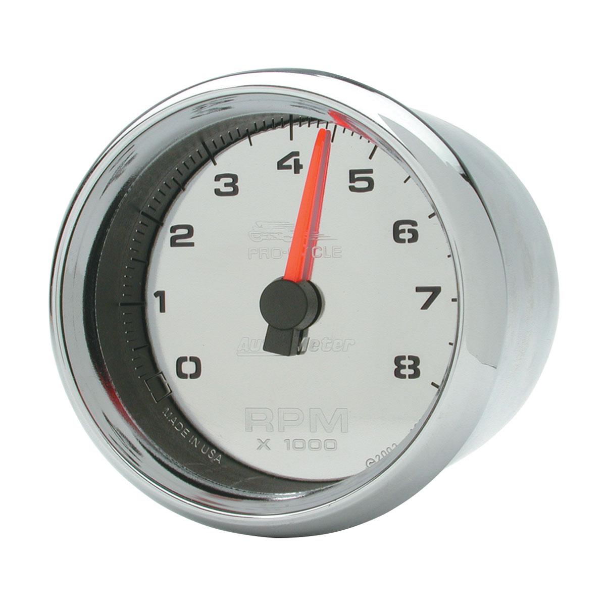 Auto Meter Electronic Tachometer