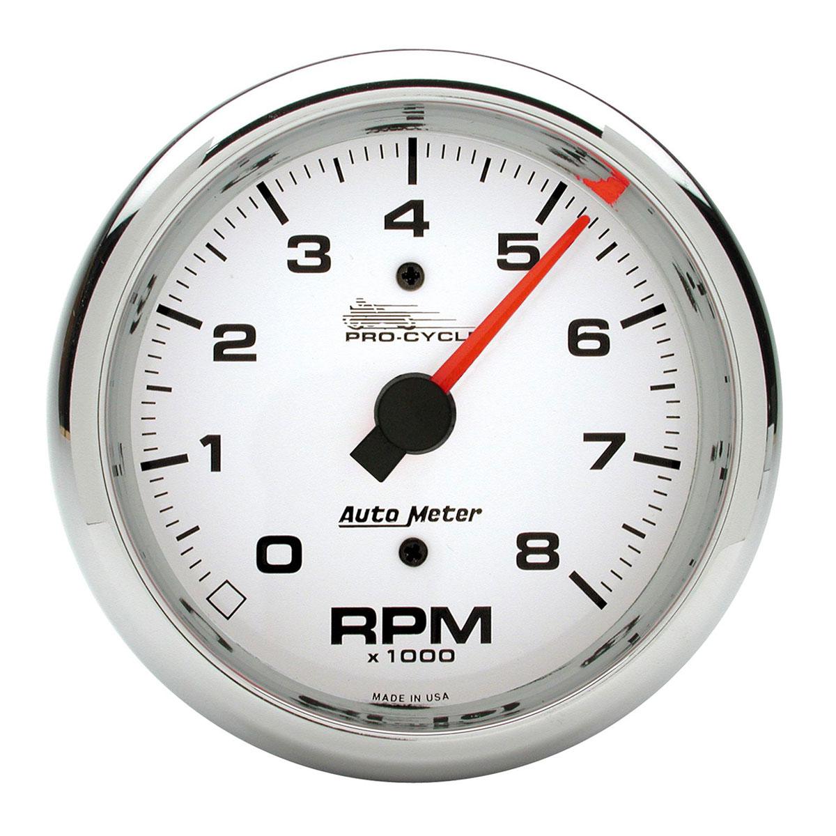 auto meter pro cycle street tachometer 19301 jpcycles comauto meter pro cycle street tachometer