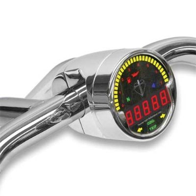 Thunder Heart Performance Digital Handlebar Gauge