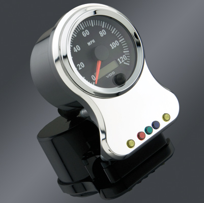 Thunder Heart Performance Handlebar Gauge