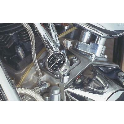 Liquid Filled Oil Pressure Gauge - 5700035