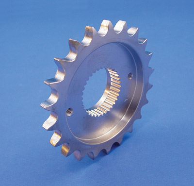 PBI Sprockets Front 520 Sprocket Conversion