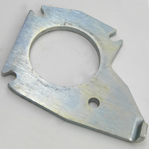 Custom Chrome Mainshaft Bearing Housing Retaining Plate