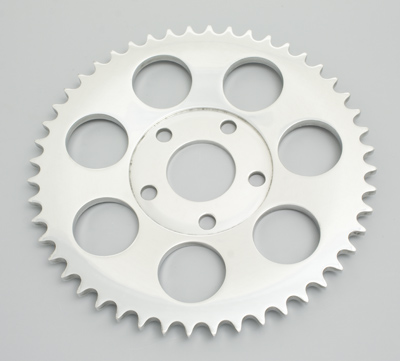 PBI Sprockets 48-Tooth Aluminum Rear Drive Sprocket