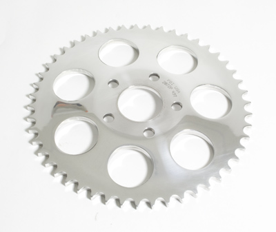 PBI Sprockets 49-Tooth Aluminum Rear Drive Sprocket