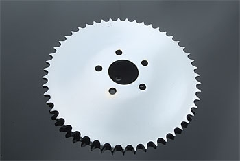 J&P Cycles® Solid 51-Tooth Rear Sprocket