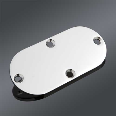 J&P Cycles® Chrome Inspection Cover