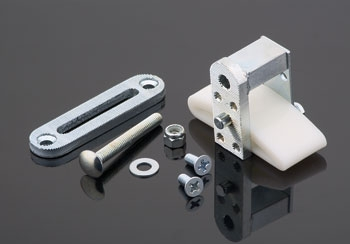 J&P Cycles® Primary Chain Adjuster Kit