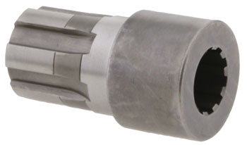 J&P Cycles® Extended Sprocket Shaft