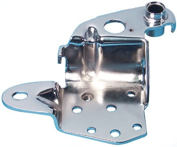 J&P Cycles® Chrome Shift Mount Plate