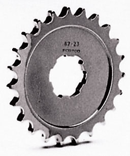 American-made 23 Tooth Transmission Sprocket