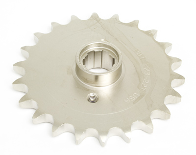 American-made 22 Tooth Transmission Sprocket