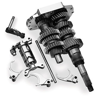 Baker 6-Speed Direct Drive Builders Kit